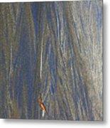 Sand Patterns At Moeraki Metal Print