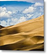 Sands Of Time Metal Print