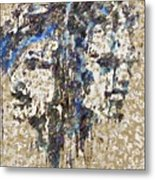 Sandsey Beaches Fragmented Metal Print