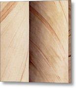 Sandstone Columns Metal Print