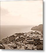 Santa Catalina At La Gomera Metal Print