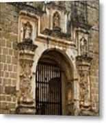 Santa Clara Antigua Guatemala Ruins 2 Metal Print