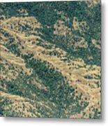 Santa Clara County Real Estate Metal Print