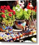 Santa Fe Color Metal Print