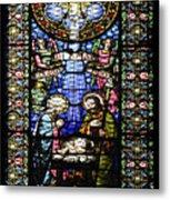Santa Maria De Montserrat Abbey 1 Metal Print