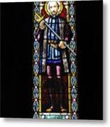 Santa Maria De Montserrat Abbey Metal Print