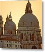 Santa Maria Della Salute In Venice Metal Print