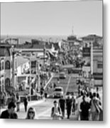 Santa Monica Pier Metal Print