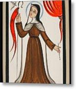 Santa Teresa De Avila - St. Teresa Of Avila - Aoavi Metal Print