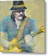 Santana Metal Print