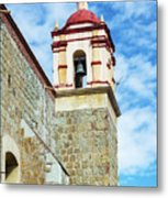 Santo Domingo Church Spire Metal Print