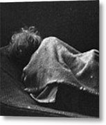 Portraits Of Poverty 1988-1997 Metal Print