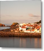 Sao Roque At Sunrise Metal Print