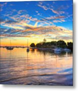Sarasota Bay Metal Print by Jenny Ellen Photography