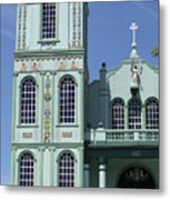 Sarchi Church 3 Metal Print