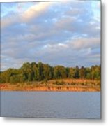 Sardis Lake Metal Print