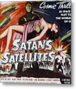 Satan's Satellites Metal Print