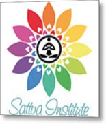 Sattva Institute Metal Print