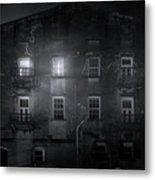 Savannah By Night Metal Print
