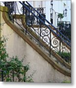 Savannah Stairs Metal Print