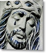 Saviours Sorrow Metal Print