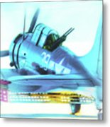 Sbd Dauntless Metal Print