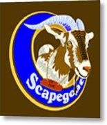 Scapegoat For Hire Metal Print by Laura Brightwood