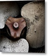 Scars Never Cease To Be So Beautiful To Me Metal Print