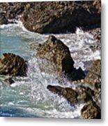 Scenic Sea Metal Print