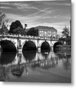 Scenic Shrewsbury Metal Print