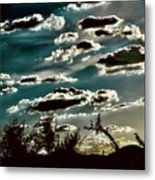 Scented By Day Dreams Metal Print