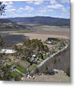 Schoharie Valley Metal Print
