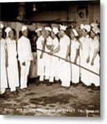School For Bakers Presidio Of Monterey October 1915 Metal Print