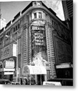 schubert theatre featuring hello dolly New York City USA Metal Print