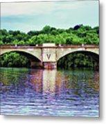 Schuylkill River Metal Print