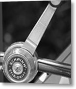 Schwinn Stik-shift Metal Print