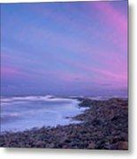 Scituate Sunset  Metal Print