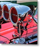Scoop Metal Print