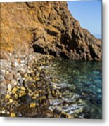 Scorpion Anchorage Metal Print
