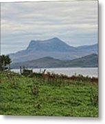 Scotland Landscape IIi Metal Print