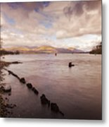 Scotland Landscape Metal Print