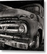 Scotopic Vision 6 - 53 Ford Metal Print