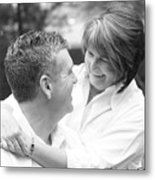 Scott And Sandi 2 Metal Print