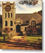 Scoville Memorial Library - Salisbury, Connecticut Metal Print