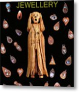 Scream Jewellery Metal Print by Eric Kempson