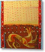 Scythian Gold 3 Metal Print