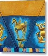 Scythian Gold 5 Metal Print