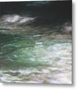 Sea At Night 160 X 220 Cm Metal Print