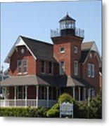 Sea Girt Lighthouse - N J Metal Print
