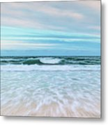 Sea Is Calling Metal Print